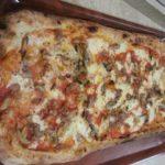 Menù Pizza al metro