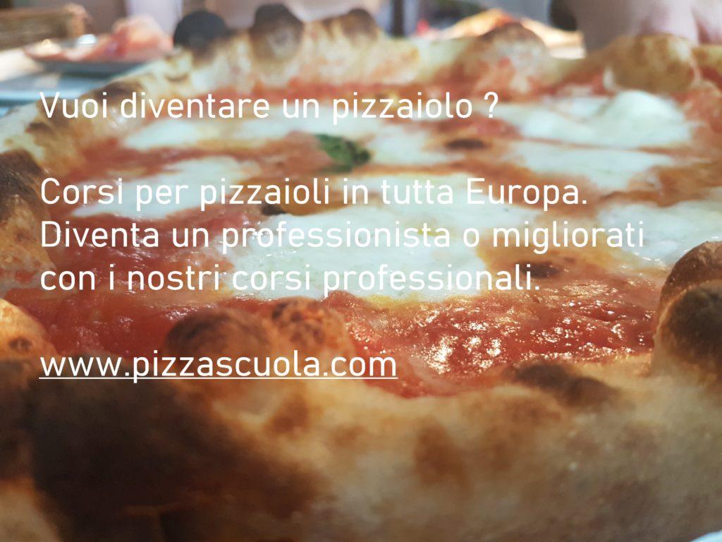 corso per pizzaioli professionali